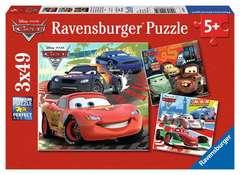 Disney Cars: Worldwide Racing Fun