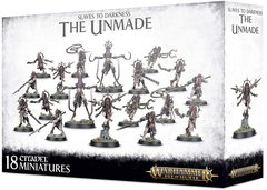 Slaves To Darkness: The Unmade