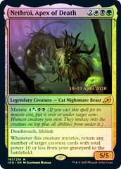 Nethroi, Apex of Death - Foil - Prerelease Promo