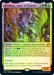 Brokkos, Apex of Forever - Foil - Prerelease Promo