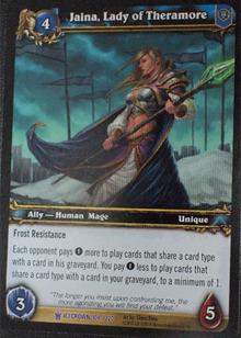 Jaina, Lady of Theramore