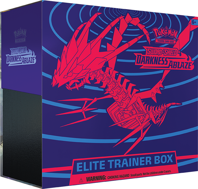 Sword & Shield - Darkness Ablaze Elite Trainer Box