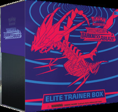 Sword & Shield - Darkness Ablaze Elite Trainer Box (Ships Aug 14)