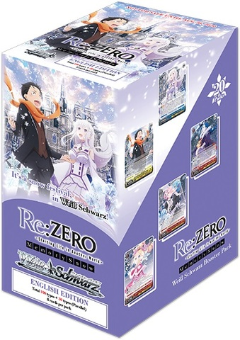 Re:Zero - Starting Life In Another World - Memory Snow - Booster Box