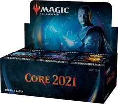 Magic 2021 (M21) Core Set Booster Box - English