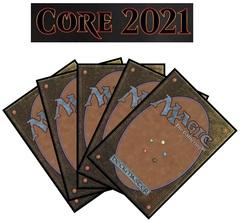 Core Set 2021 Complete Set
