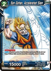 Son Gohan, Accelerated Slam - BT10-039 - C