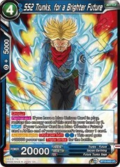 SS2 Trunks, for a Brighter Future - BT10-043 - UC