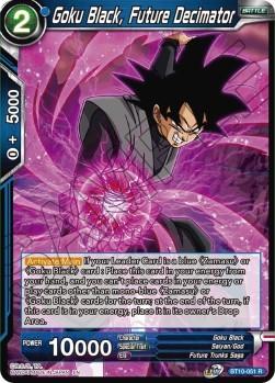 Goku Black, Future Decimator - BT10-051 - R