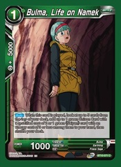 Bulma, Life on Namek - BT10-071 - C