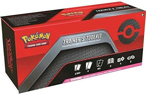 Pokemon TCG: Trainers Toolkit