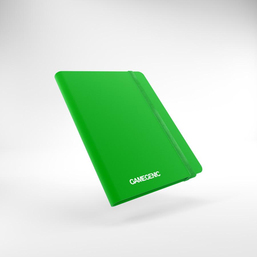 Gamegenic - Casual Album 18-Pocket - Green