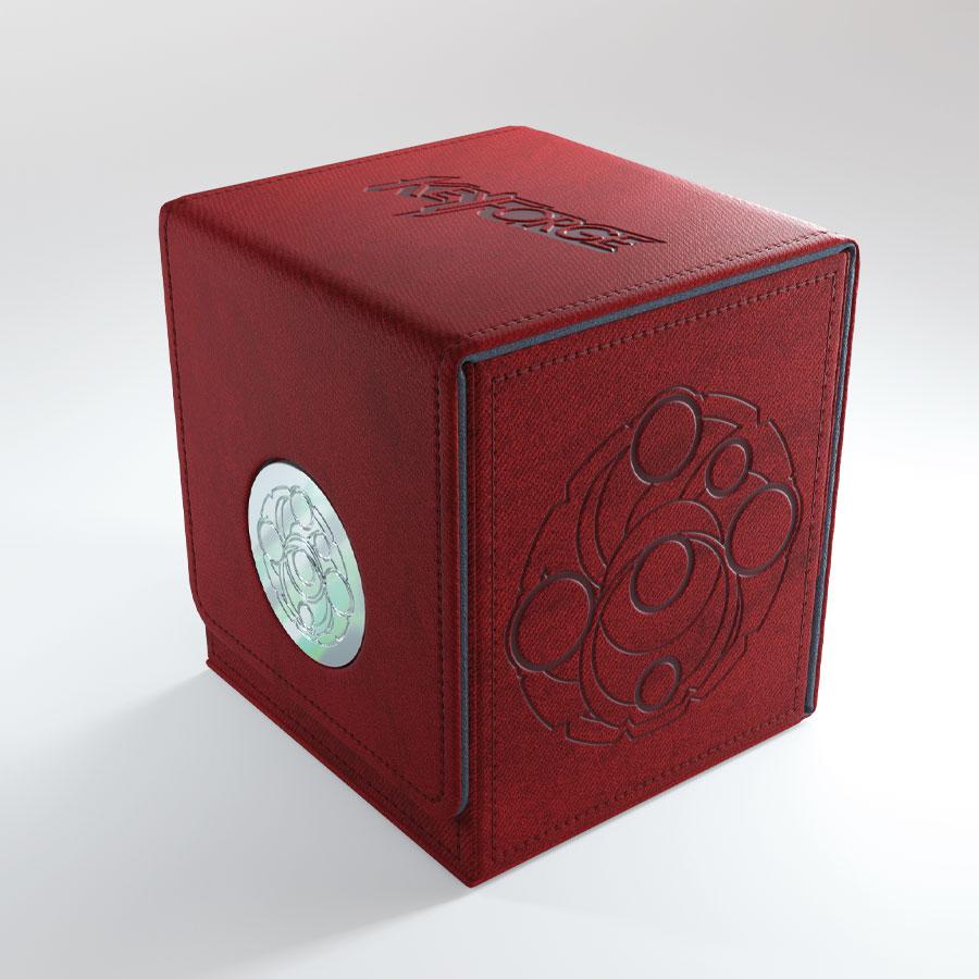 Gamegenic - Keyforge Vault - Red