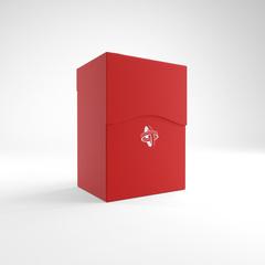 Gamegenic - Deck Holder 80+ - Red