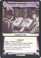 Arcanist's Almanac