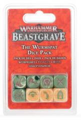 Warhammer Underworlds: Beastgrave – Wurmspat Dice Pack