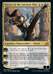 Narset of the Ancient Way - Foil - Promo Pack