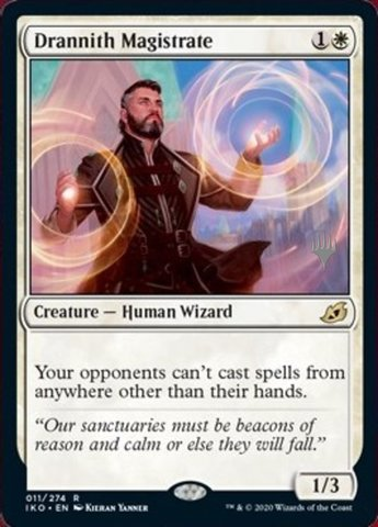 Drannith Magistrate - Foil - Promo Pack