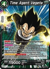 Time Agent Vegeta - SD14-03 - ST