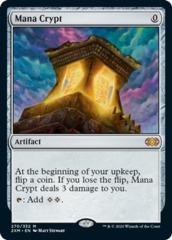 Mana Crypt - Foil