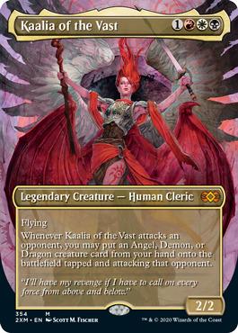 Kaalia of the Vast - Borderless