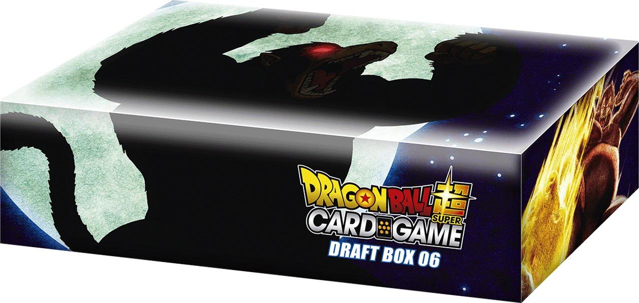 Dragon Ball Super - Draft Box 6 - Giant Force