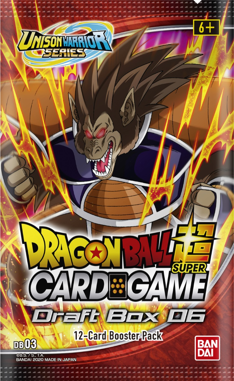 Dragon Ball Super - Draft Box 6 - Giant Force Booster Pack