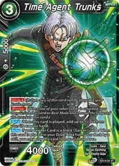 Time Agent Trunks - SD14-04 - ST - Foil