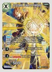 SS Gotenks, Fusion of Friendship - SD14-02 - ST - Gold Stamp Foil