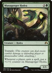 Managorger Hydra - Foil - Promo Pack