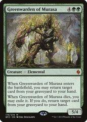 Greenwarden of Murasa - Promo Pack