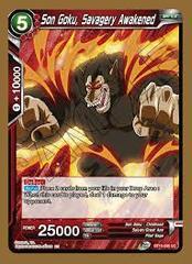 Son Goku, Savagery Awakened - BT10-006 - UC