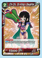 Chi-Chi, Ox-King's Daughter - BT10-013 - C