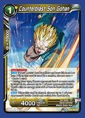 Counterblast Son Gohan - BT10-100 - UC