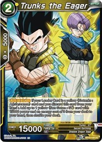 Trunks the Eager - BT10-109 - UC