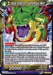 Haze Shenron, Venomous Mist - BT10-117 - R