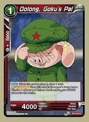 Oolong, Goku's Pal - BT10-016 - R - Foil