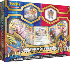 True Steel Premium Collection - Zamazenta