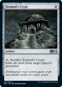 Tormods Crypt - Foil