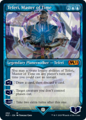 Teferi, Master of Time (292) - Showcase