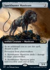 Sparkhunter Masticore - Extended Art