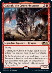 Gadrak, the Crown-Scourge - Foil