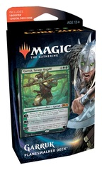 Core Set 2021 Planeswalker Deck: Garruk