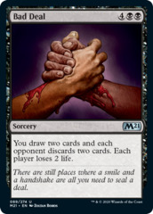 Bad Deal - Foil on Channel Fireball