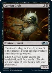 Carrion Grub - Foil