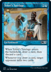 Teferis Tutelage - Foil - Showcase