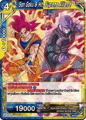 Son Goku & Hit, Supreme Alliance - BT10-145 - R - Foil