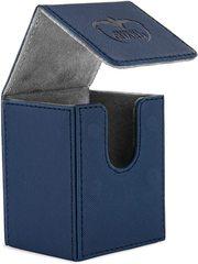 Ultimate Guard - Flip Deck Case 100 Xenoskin Standard Size Petrol