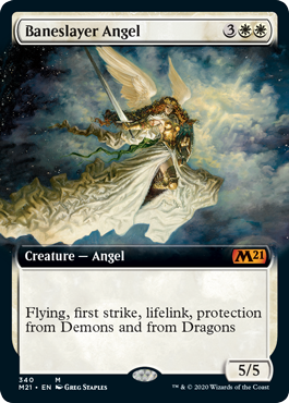 Baneslayer Angel - Extended Art