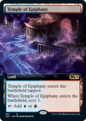 Temple of Epiphany - Extended Art